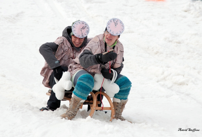 99. Skifasching © Astrid Steffens