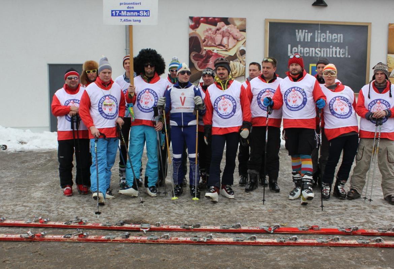 Skifasching 2015