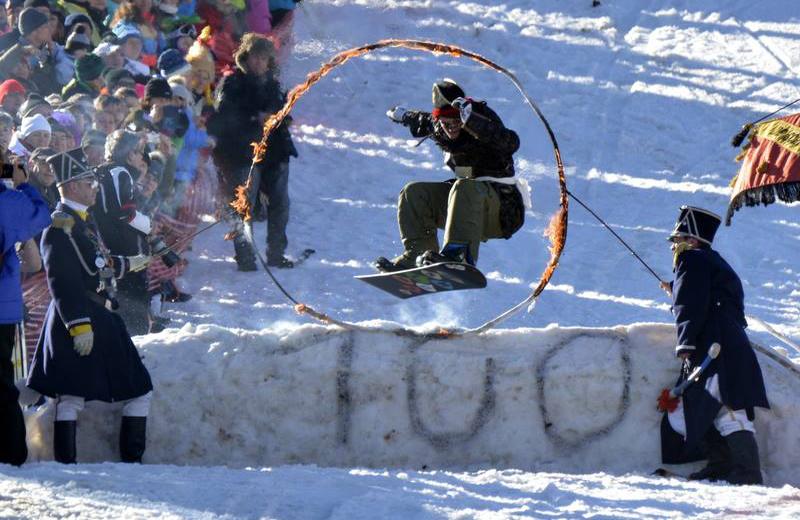 100.Skifasching © Freie Presse