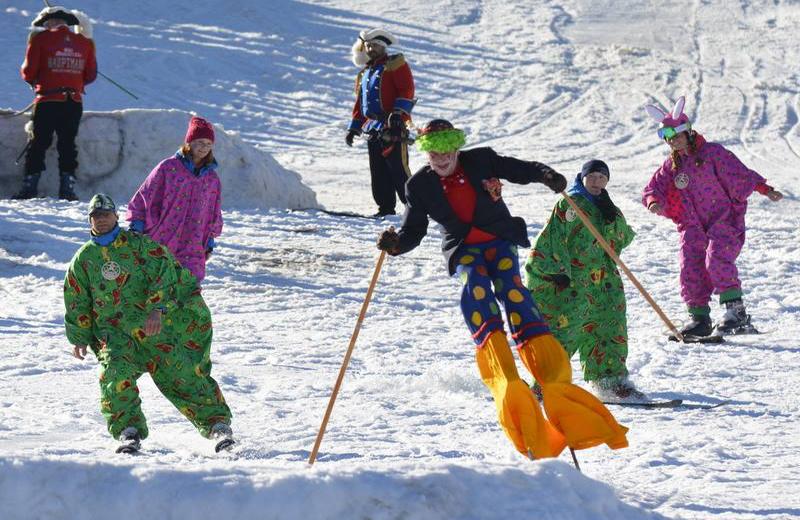 Skifasching 2017